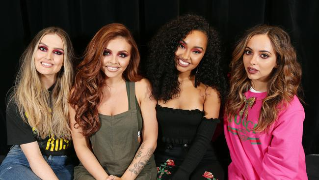 Girl Group Little Mix Set Their Sights On The Big Screen