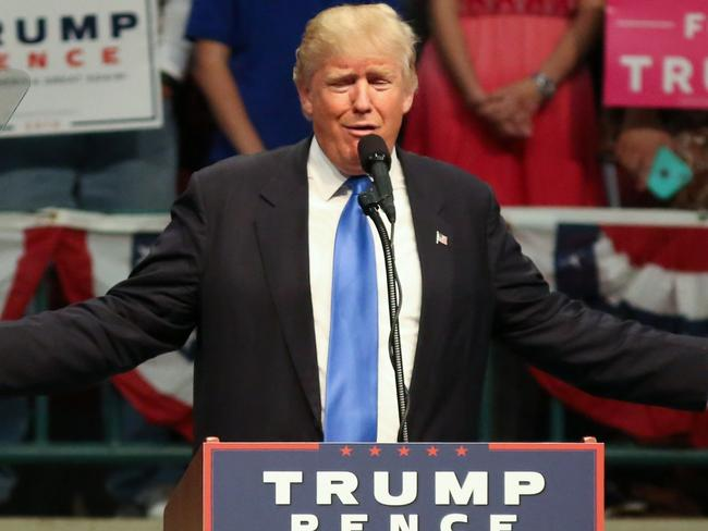 US election 2016: Donald Trump team accused of ...
