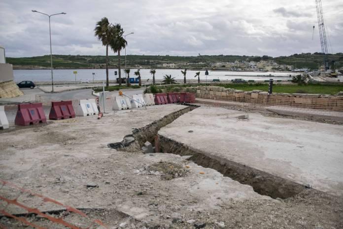 Marsascala-road-construction