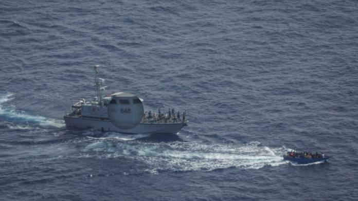 Sea-watch - Gwardja tal-kosta Libjana