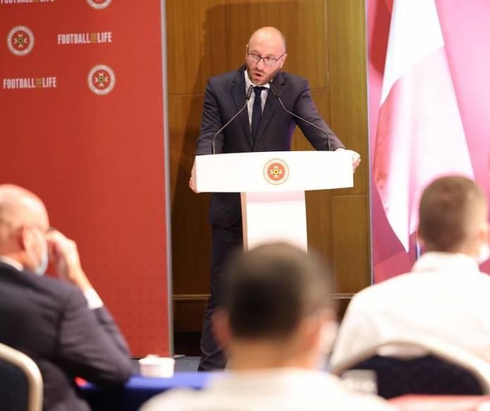 MFA Bjorn Vassallo
