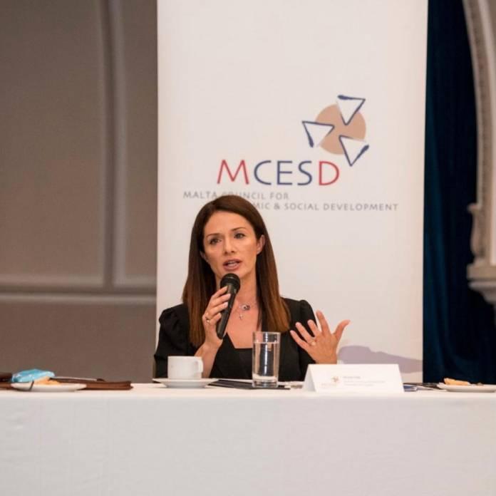 Miriam Dalli MCESD