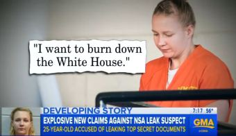 Media Fell for Left-Wing NSA Leaker Playing the Victim Card