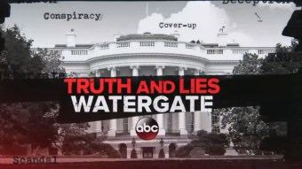 Desperate for Trump Timeliness, ABC, MSNBC Devote Four Hours to Watergate