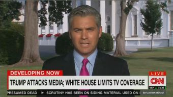 CNN's Acosta Goes Full Liberal Activist: Trump Is Eroding Our Freedoms!