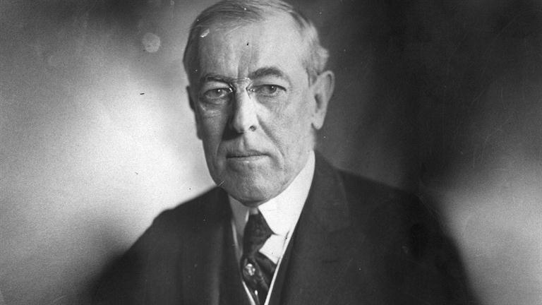 Image result for image of woodrow wilson