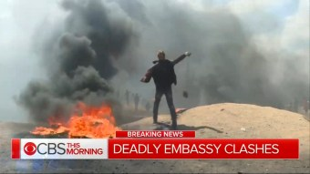 CBS Frets Over Palestinian 'Impotent Anger' at 'Catastrophe' of Israel's Existence