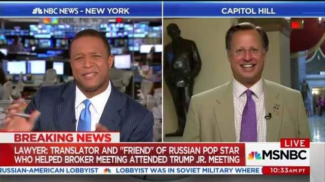 GOP Guest Hits MSNBC Host With Stat of Journalists Donating 96% to Clinton