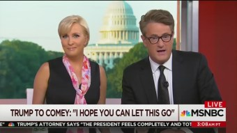 Scarborough: If You Think Trump's Behavior Wasn't Thuggish, You're 'Fat'