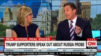 Chris Cuomo Thinks CNN Needs to Hear From More Anti-Trump Voices