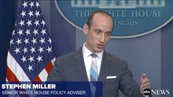 AP Reporter Smears Stephen Miller As in League With 'Far-Right' 'White Supremacists'