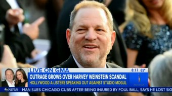 Weinstein Dropped $100K at 2017 Planned Parenthood Gala