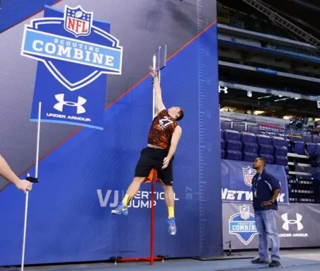 Nfl Combine Drills And Workouts Explained Newsday