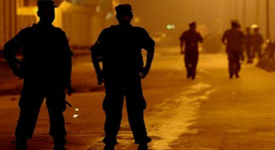 Curfew lifted for certain areas