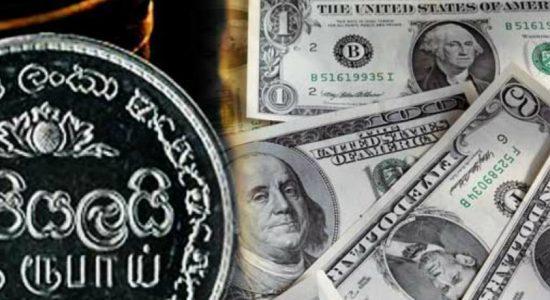Sri Lanka's rupee slide continues