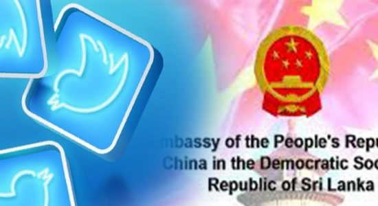 """Twitter apologizes for """"systematic mistake""""; lifts ban on Chinese Embassy handle"""
