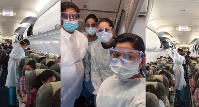 101 Sri Lankan students airlifted from Amritsar, India