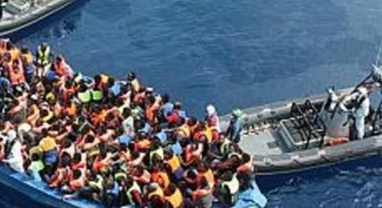Navy prohibits migrant boats from entering Sri Lankan waters