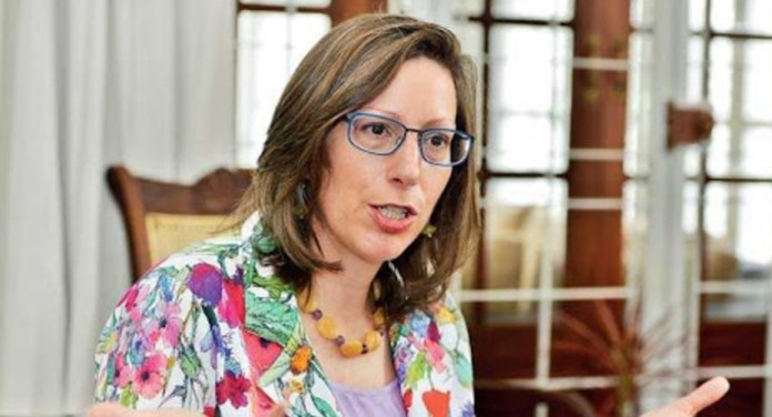 U.S. Ambassador to Sri Lanka - Alaina B. Teplitz speaks about the U.S  Diplomat who arrived in the country by violating health regulations.