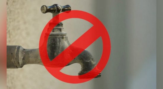 15-hour water cut in several areas in Colombo on Sunday: NWSDB