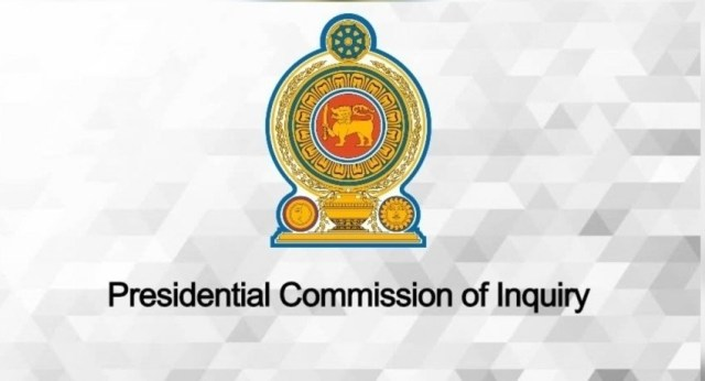 Ranil, Mangala, Malik & several others noticed by PCoI to appear on 21st August