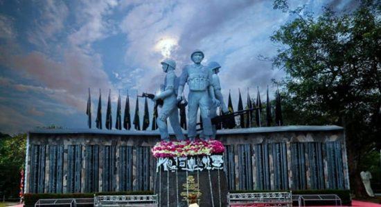 Fallen Brave 'Lions' of Sri Lanka Sinha Regiment remembered