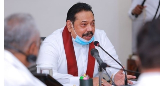 'Many politicians fail due to the actions of their wives,' – PM Rajapaksa