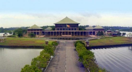 Don't make Mahinda Rajapaksa a peon; Sajith Premadasa tells Ali Sabry