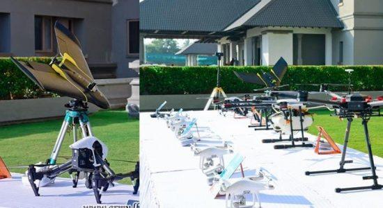 15th Drone Regiment of Sri Lanka Artillery Inaugurated (VIDEO)