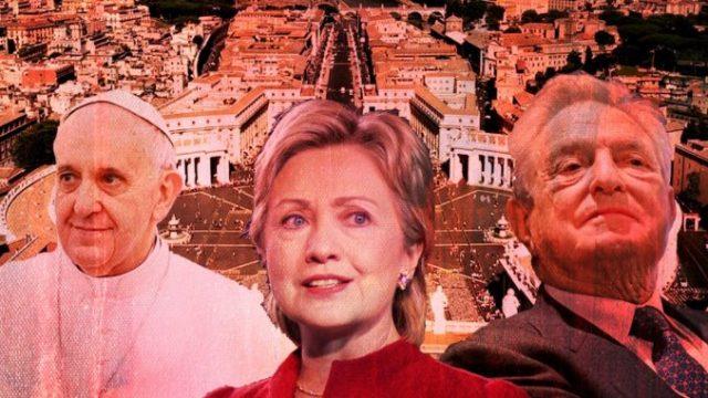 Wynik obrazu dla Donalda Trumpa mówi George Soros, Watykan, Rotszyldowie i Sataniści