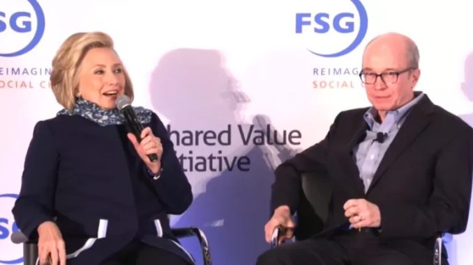 Hillary Clinton admits Democrats love socialism