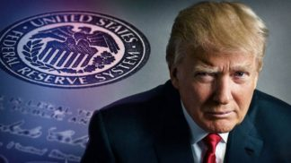 Image result for trump vs fed