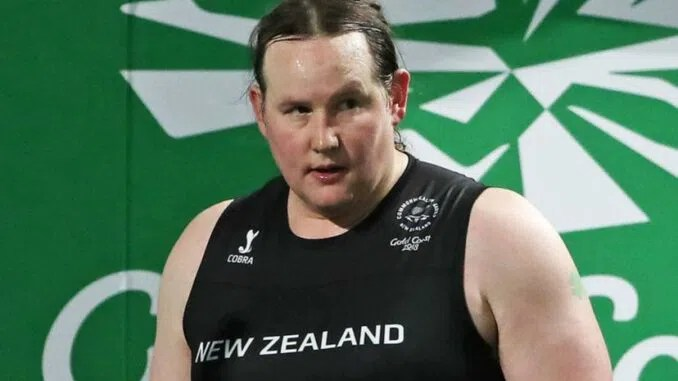Female Athletes Told To 'Be Quiet' About Transgender Weightlifter Ahead of Olympic Qualification