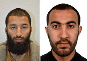 UK police names two London attackers, says one previously known to them
