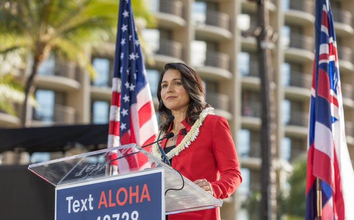 Tulsi Gabbard Campaign featured image