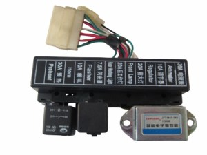 Jinma Fuse Box Assembly BX4101 Keno Tractors