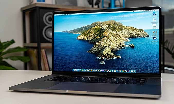 Apple Macbook Pro Touch i5 13.3 inch MXK52SA/A 2020
