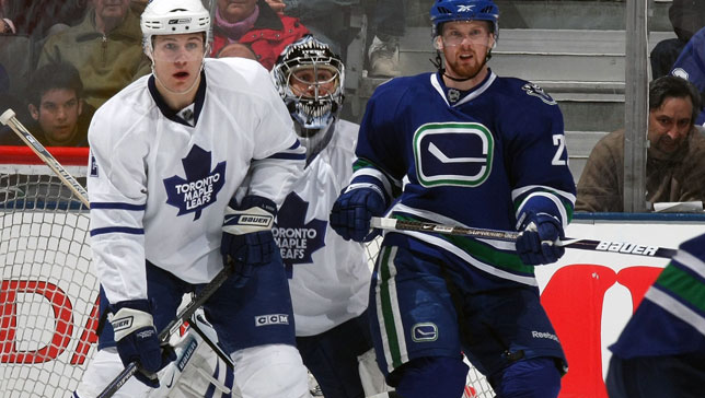 437378f1b1d Vancouver Canucks vs Toronto Maple Leafs Game Preview