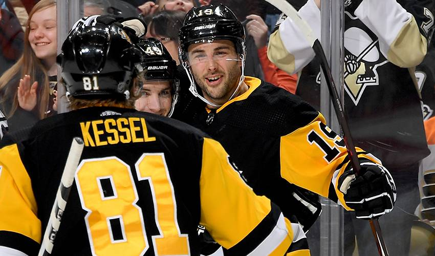 Pittsburgh Penguins 50 Years