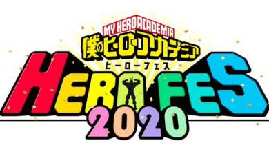 "Photo of Event ""HERO FES 2020"" Boku no Hero Academia akan Dilaksanakan Online"