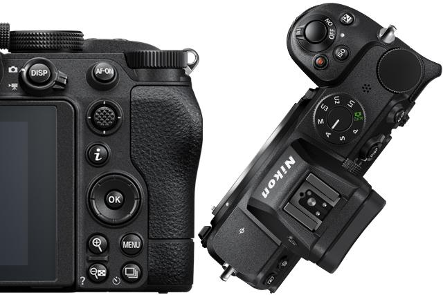 Nikon Z5 kamerahus