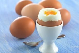 foto bij artikel Hoeveel eieren mag je nu eten?