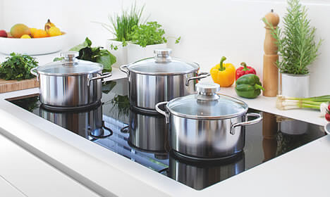 foto bij artikel Is koken op inductie ongezond?