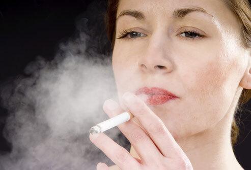 foto bij artikel Vervroegt roken de menopauze?