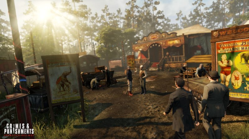 Sherlock Holmes: Crimes & Punishments review   Adventure Gamers