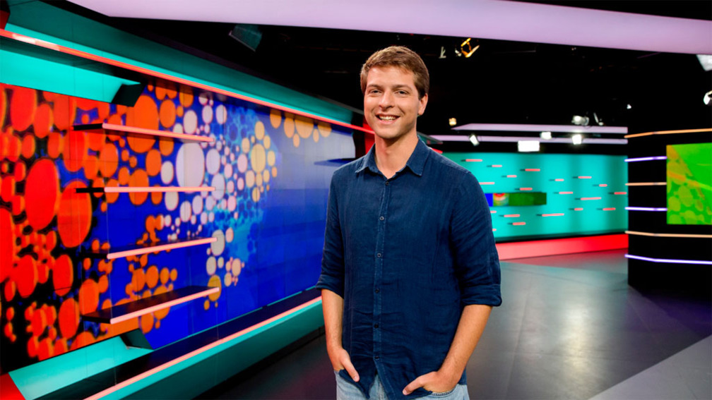 nieuwe presentator nos jeugdjournaal