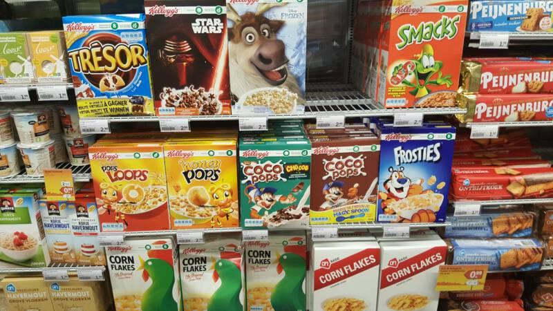 eten in de supermarkt nos jeugdjournaal