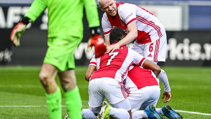 https netherlandsnewslive com ajax further distances itself from psv with a simple victory at pec 110884