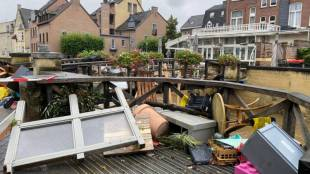 Aid concert for flood victims: 'Help Limburg need a trickle'