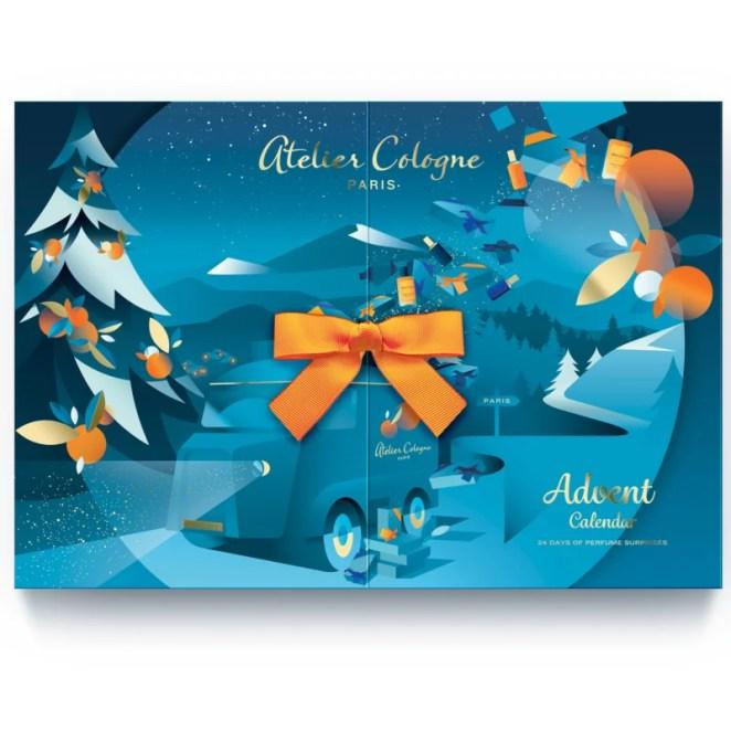 Atelier Cologne Advent Calendar 2020 adventní kalendář